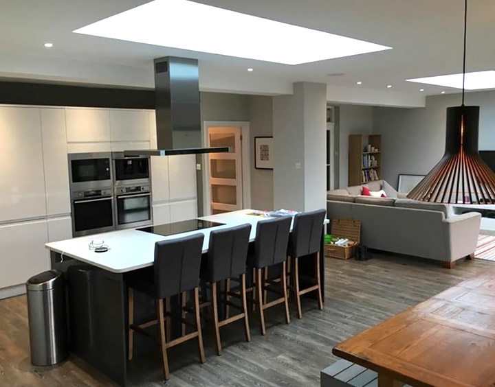 Kitchen Conversions and fitting in sittingbourne
